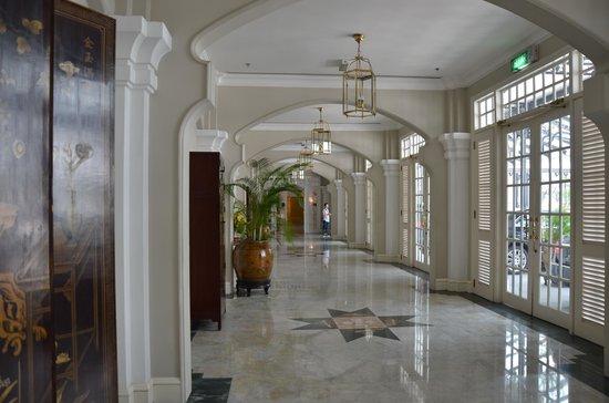 Eastern & Oriental Hotel: Lobby