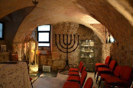 Main Synagogue: Interior