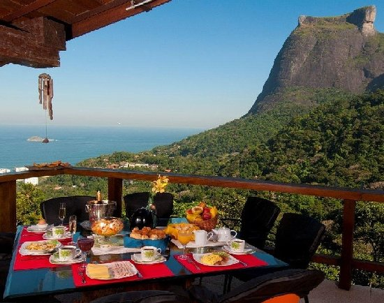 TuAkAzA Exclusive Boutique Lodge: Tuakaza Breakfast