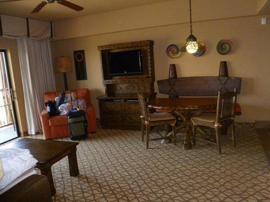 Main Room Of 2 Bedroom Villa Picture Of Disney 39 S Animal Kingdom Villas Kidani Village