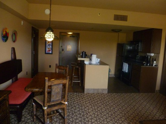 Main Room Of 2 Bedroom Villa Picture Of Disney 39 S Animal Kingdom Villas Kidani Village