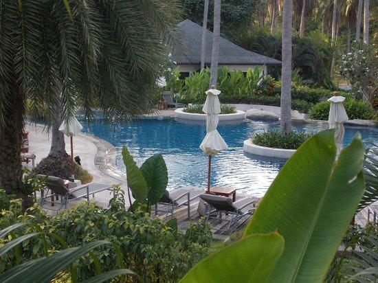 The Racha: The Garden Pool