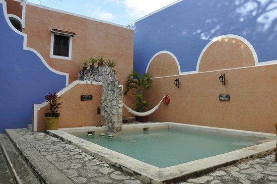 Hotel Casa de las Flores Playa del Carmen: piscinetta
