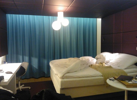 Radisson Blu Plaza Hotel, Helsinki: Double room
