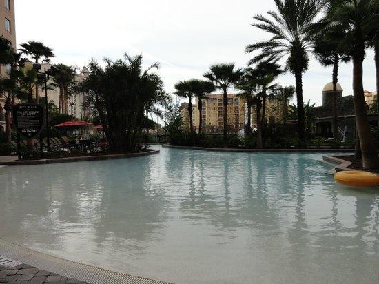 Wyndham Bonnet Creek Resort: lazy river