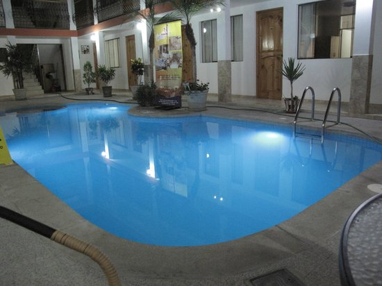 Hotel Las Flores: pool in hotel
