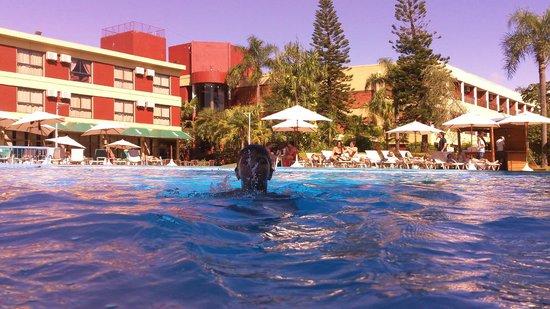 Exe Hotel Cataratas:                   la pile