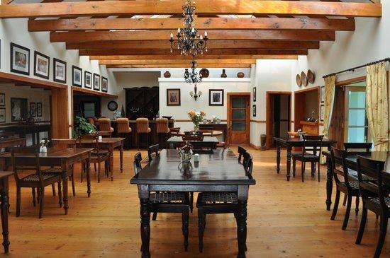 Dune Ridge Country House: Esszimmer