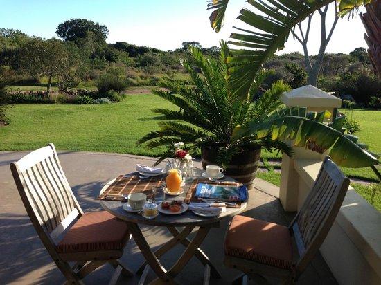 Dune Ridge Country House: Frühstück