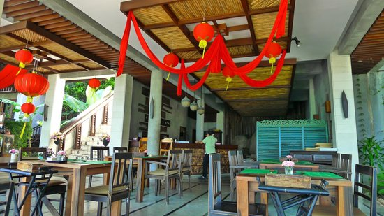 The Kala Samui: 26th degree restaurant
