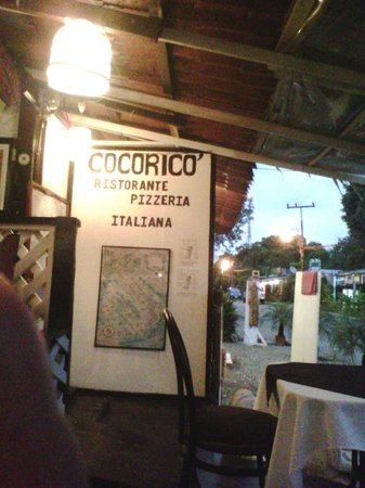 Cocorico:                                     Great pizza place in Cahuita