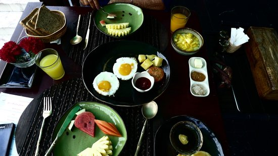 The Kala Samui: The Kala Breakfast