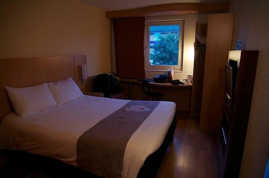 Ibis London Barking: La Chambre