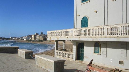 Santa Croce Camerina, Italy: La Casa del Commissario Montalbano a Punta Secca