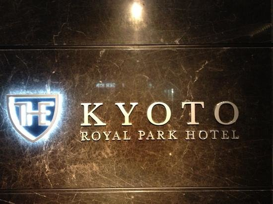 Royal Park Hotel The Kyoto: Excelente Hotel em Kyoto