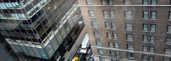 هوتل 48ليكس نيويورك: View from room 1606