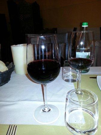 Hotel Helvetia Thermal Spa: un buon bicchiere di Sangiovese