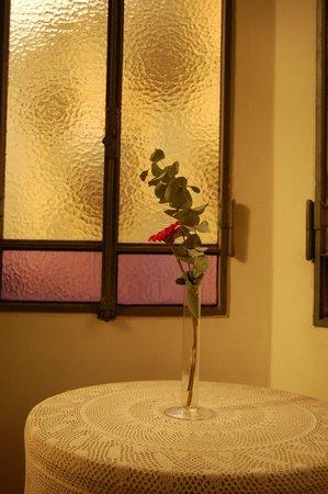 La Casa di Flora : bow-window