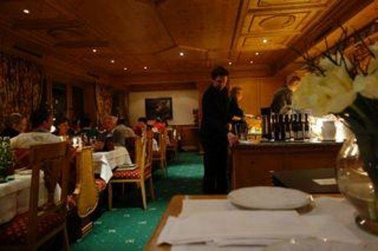 Auenhof Hotel: Dining Room