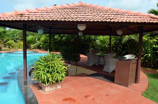 The Fern Gardenia Resort: Swimming pool
