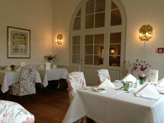 Schlosshotel Munchhausen : one of the Breakfast rooms