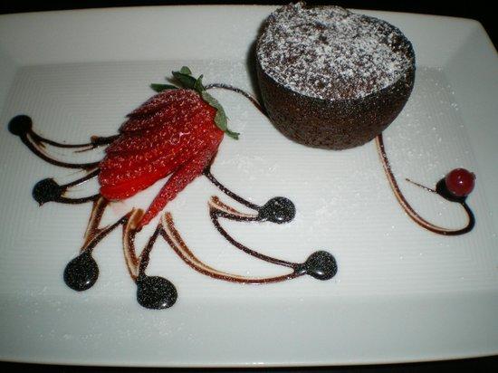 Osteria Veneta: Tortino al Cioccolato con Cuore caldo