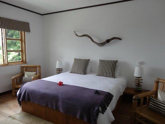 Copolia Lodge: chambre