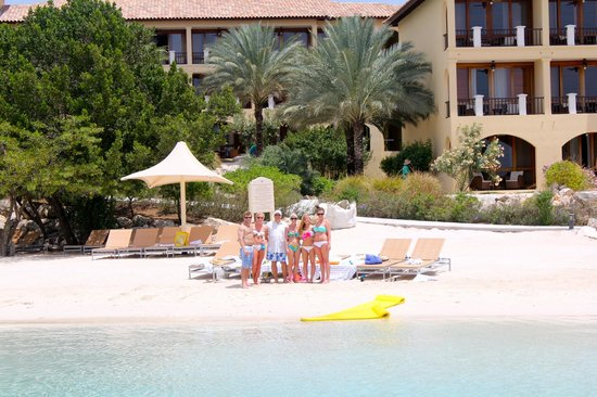 Santa Barbara Beach & Golf Resort, Curacao: the beach