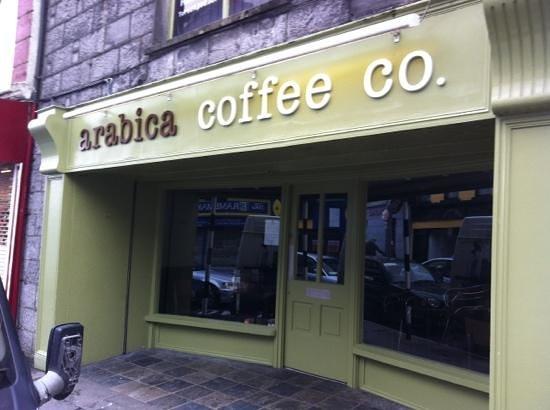 Arabica Dominick Street:                   best coffee in Town!!