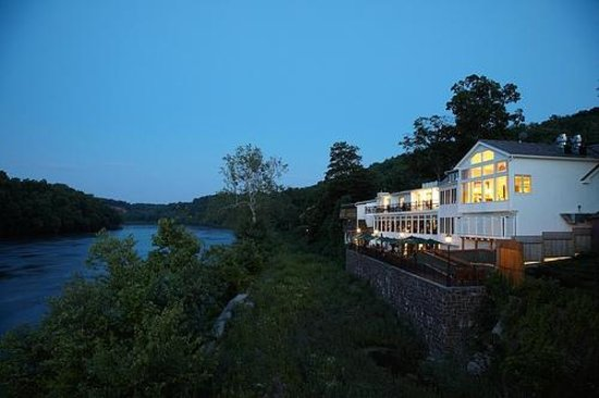 Black Bass Hotel Restaurant: Ahhh, the views