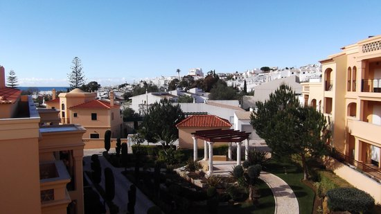 Hotel Baia da Luz: view from one of the balconies