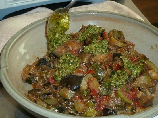 The Agrarian Kitchen:                   Ratatouille