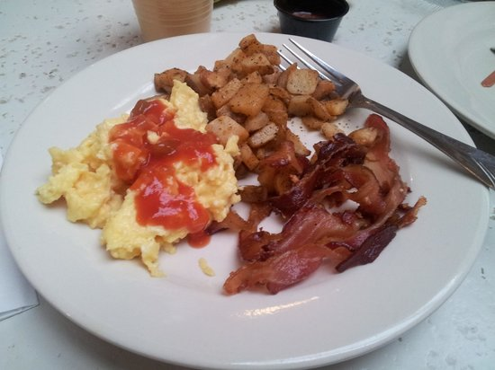 Embassy Suites by Hilton Dallas DFW Airport South: breakfast