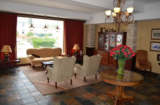 Protea Hotel by Marriott Mossel Bay: Hall