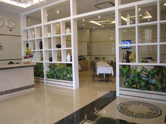Signature Saigon Hotel: Frukostrum