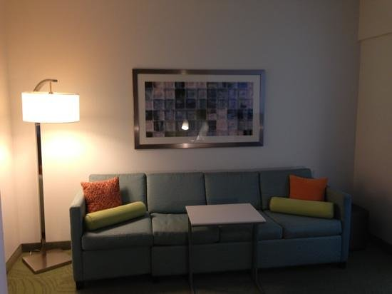 SpringHill Suites Louisville Hurstbourne/North: Sitting area