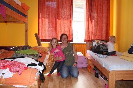 Viru Backpackers: Nice room!