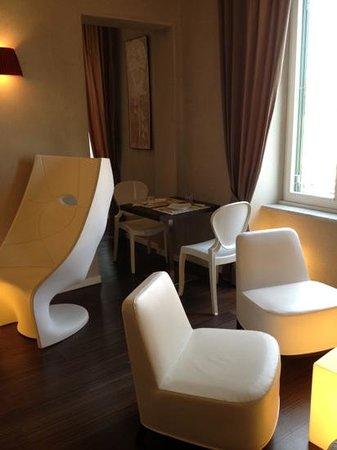Fabio Massimo Design Hotel: bar