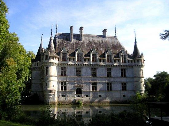 Chateau of Azay-le-Rideau: Le château
