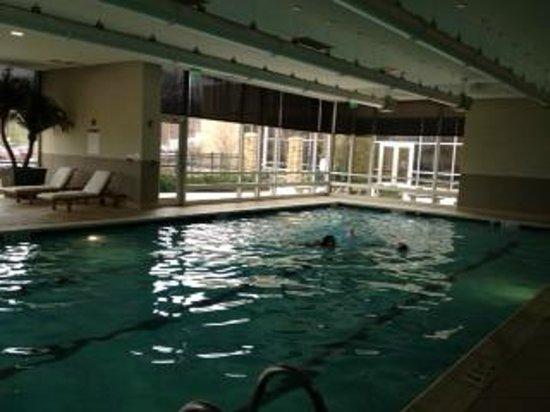 "The Westin Baltimore Washington Airport - BWI: More than just a ""lap pool"""
