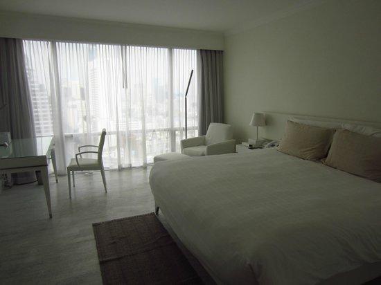 Pullman Bangkok Hotel G: our room