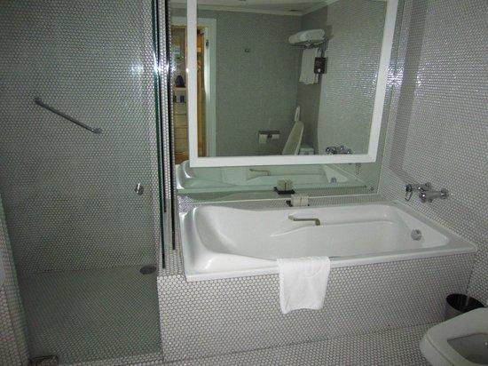 โรงแรมพูลแมน กรุงเทพ จี: bathroom