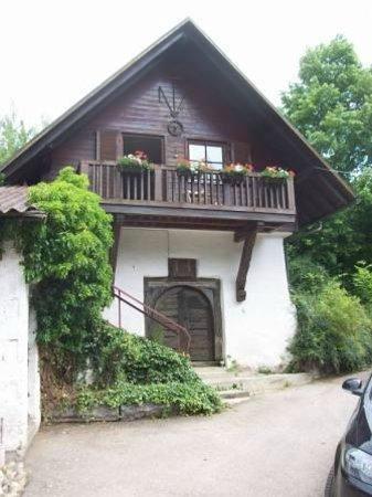 Landgasthaus Grüner Baum: Ein liebevoll hergerichtetes Nebengebäude beim Grünen Baum