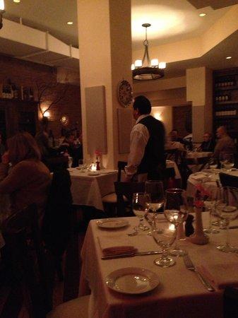 Bottega Restaurant: nice ambience