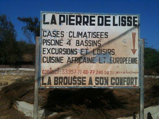 La Pierre de Lisse