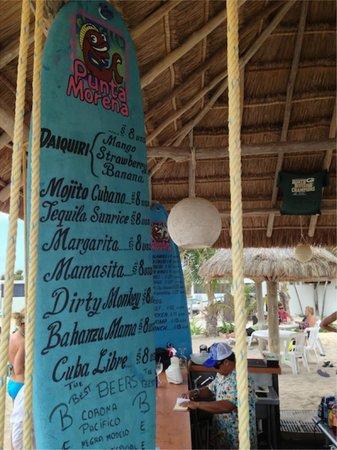 Cozumel Bar Hop: Punta Morena beach bar