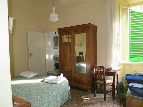 Hotel Scoti: A double room