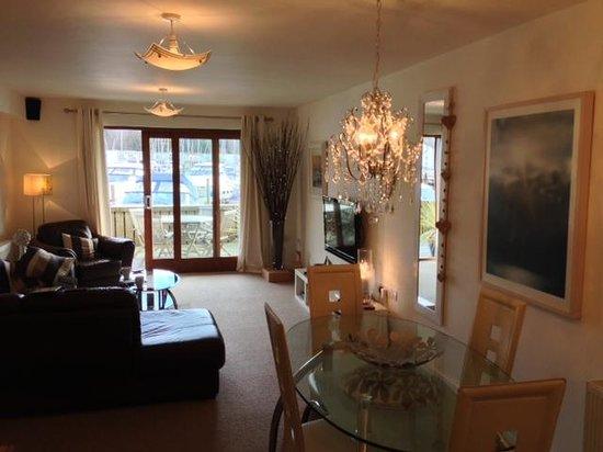 Windermere Marina Village : Living Room