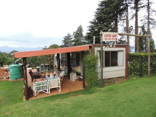 Malealea Lodge: Cafeet