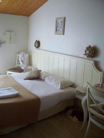 Hotel Restaurant & SPA Plaisir : chambre prestige